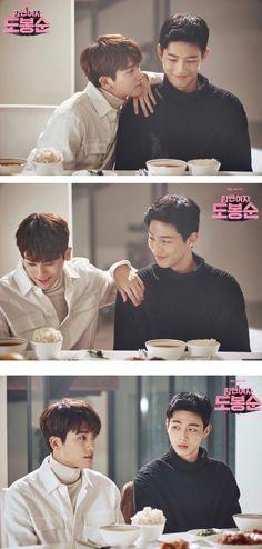 Min Hyuk & Guk Doo