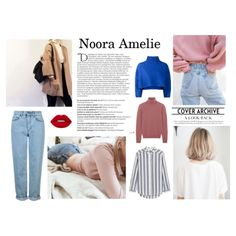 Noora - Skam look by karou-1
