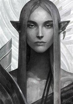 46 Ideas for beautiful art drawings fantasy elves Fantasy Inspiration, Character Inspiration, High Fantasy, Fantasy Art, Character Portraits, Character Art, Zelda Cosplay, Elf Art, Armadura Medieval