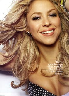 Shakira in Cosmopolitan magazine July 2010 shes Gorgeous!!!