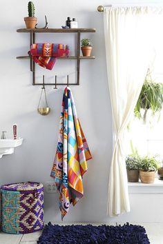 Mara Hoffman X Pendleton Pink Ray Towel #urbanoutfitters