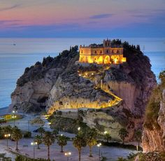 Tropea, Vibo Valentia, Calabria