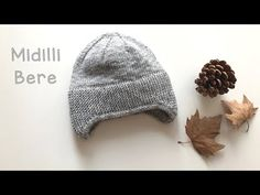 Kids And Parenting, Headbands, Knitted Hats, Winter Hats, Beanie, Knitting, Youtube, Templates, Baby Scarf