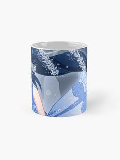 'Dawn' Mug by konapple Mug Designs, Sell Your Art, Shot Glass, Dawn, Classic Style, Dishwasher, Ceramics, Mugs, Shop