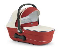 Cam Kinderwagen Dinamico UP red by CAMSPA Italy für Baby und Kind