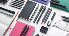 Moleskine Pens, Pencils, and Notebooks