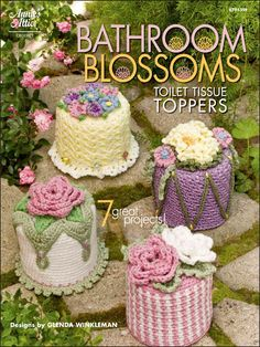 Bathroom Blossoms  does anyone have this pattern and would like to share please , thank you if you choose to