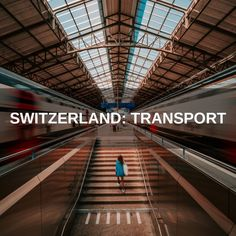 Transport sounds from Switzerland featuring over 3 hours of vehicles covering light and heavy traffic on city, suburban and countryside roads, train and subway station ambiences with arrivals, departures and interior perspective rides, busy airport atmospheres with passenger activity, helicopter takeoffs, passbys and rides, military jets, ski lifts, snow gondolas and boat trips!
