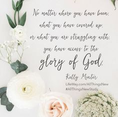 Kelly Minter's newest Bible study is on sale NOW at www.lifeway.com/AllThingsNew! @kellyminter #allthingsnewstudy