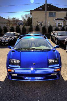 Lamborghini Diablo | Flickr - Photo Sharing!