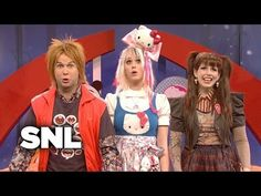 ▶ J-Pop Talk Show: Japanese Culture Enthusiasts - Saturday Night Live - YouTube