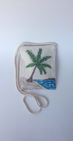 A personal favorite from my Etsy shop https://www.etsy.com/listing/225428253/passport-travel-purse-with-hand-painted