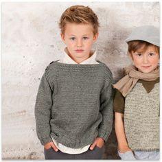 modele tricot gratuit garcon 4 ans