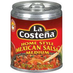 La Costena: Home Style Medium Mexican Salsa, 7.76 Oz