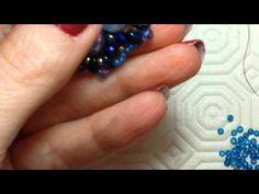 Modulo  TRENDY   x bracciale / orecchini Occorrente cipollotti 6x8mm cipollotti 3x4mm superduo rocailles 11.0 rocailles 15.0