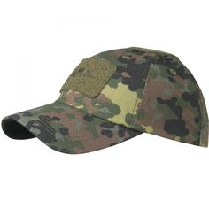 929130cc9b1 Helikon Tactical Baseball cap Flecktarn Camo Tactical Gear