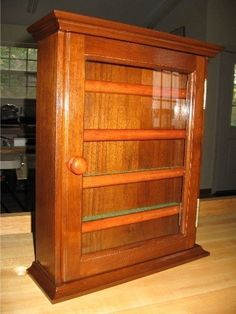 Knife Display Case   Readeru0027s Gallery   Fine Woodworking   Use An Old  Medicine Cabinet And