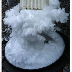 Icecoat. Jäähöyhenet.