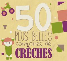 CD, 50 plus belles comptines de crèches - Coffret 3 CD -  Les Editions Eveil et Découvertes