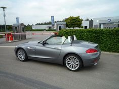 Space grey with beige interior pics ? - New 2009 2010 BMW Z4 - ZPOST