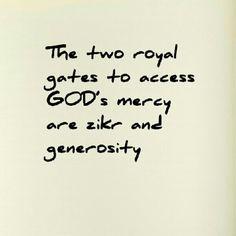 The two royal gates