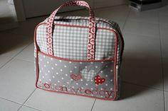 Amy Butler weekender bag ..... mine!!