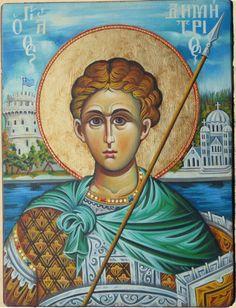 Small Icons, Orthodox Icons, Spiritual Life, Byzantine, Mona Lisa, Saints, Prayers, Religion, Spirituality