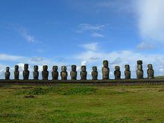Isla de Pascua - Rapa Nui