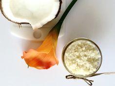 Caribbean Coconut Sugar Scrub Coconut Sugar by MzMayCreations