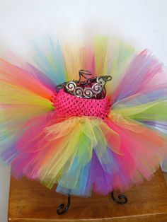 Fuchsia Hot Pink Orange Yellow Lime Turquoise and by mamamadebows, $16.00+
