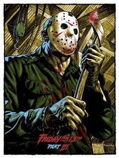 Friday the 13th Part 3byJason Edmiston