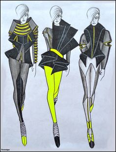 Mini collection for autumn/winter 2. by Verenique.deviantart.com on @deviantART