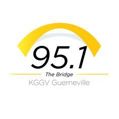 95.1 The Bridge - Concept Logo