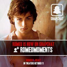 snapchat reklam kampanyaları romeomoments