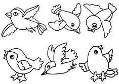 Bird Coloring Pages Pictures 22197 bird free clipart 137 Bird Coloring Pages. Here is Bird Coloring Pages Pictures for you. Bird Coloring Pages 22197 bird free clipart Bird Coloring Pages coloring pages. Bird Feeders For Kids To Make, Birds For Kids, Animals For Kids, Bird Coloring Pages, Printable Coloring Pages, Coloring Pages For Kids, Coloring Books, Animal Art Projects, Toddler Art Projects