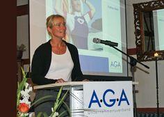 Vortrag beim AGA Unternehmensverband