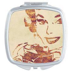 Retro photographer mirrors #mirror #retro #photography #zazzle