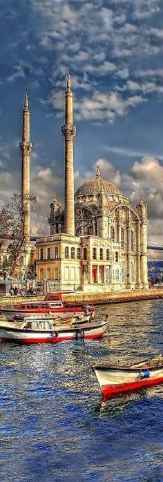 Ortaköy, Istanbul, Turkey