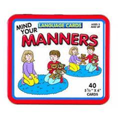 Uygun Davranış Kartları (Mınd Your Manners (3+))