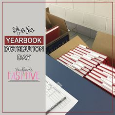 Yearbook Distribution Day Tips and Best Practices - How to Hand out Yearbooks