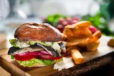 Burger z lina