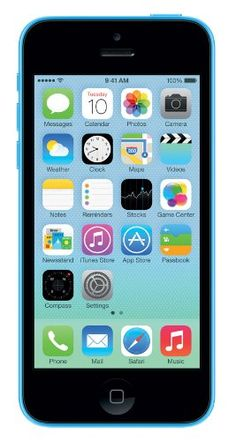 Apple iPhone 5C - Smartphone, ME499DN/A, 16 GB, blau - http://pcbestellen.com/kaufen/apple-iphone-5c-smartphone-me499dna-16-gb-blau-2.html