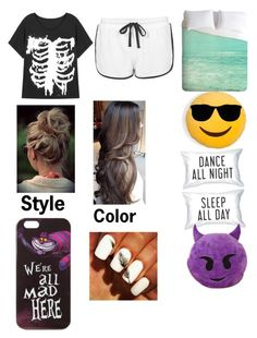 """Lazy day tomorrow"" by lexi2296 ❤ liked on Polyvore"