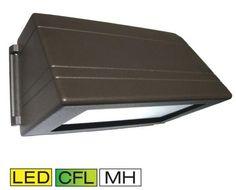 WPTS LED LIGHTING | WALL MOUNT / STEP LIGHTS #LED #CFL #MH #RABDesign #RAB #RabLighting