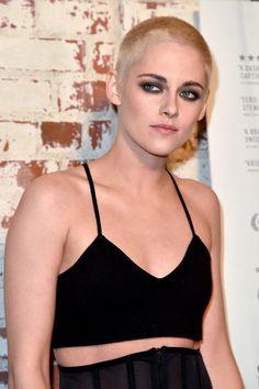 """Kristen Stewart Is Feeling Herself at the """"Personal Shopper"""" Premiere   Tom + Lorenzo"""