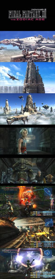 An HD version of #FinalFantasy XII will be out sometime in 2017! Watch the whole trailer! https://youtu.be/_Hi8zitU59E