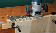 Leigh R9 Plus™ Joinery Jig - Woodworking