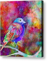 Serendipity by Robin Mead - Serendipity Painting - Serendipity Fine Art Prints and Posters for Sale