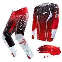 The UK's Favorite Motocross, Enduro & Trials Shop Motocross Racing, Troy Lee, Trials, Motorcycle Jacket, Red And White, Helmet, Bike, Sports, Jackets