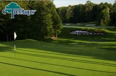 $95 for One Night's Lodging, 2 Rounds of Golf with Cart, Range Access and One 1-Hour Clinic at Treetops Resort in Gaylord, #Michigan! #Golf #DetroitTickets